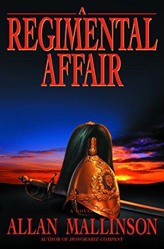 9780553380453: A Regimental Affair (Matthew Hervey, Book 3)