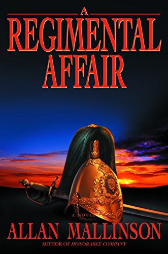 9780553380453: A Regimental Affair (Matthew Hervey, Book 3)
