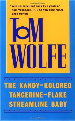 9780553380583: The Kandy-Kolored Tangerine-Flake Streamline Baby