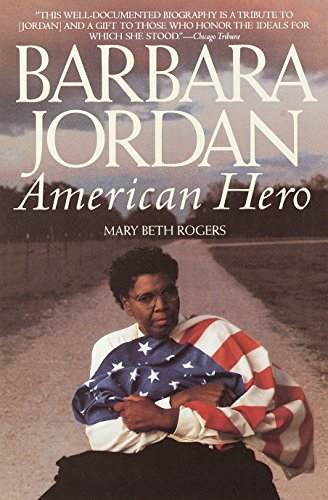 Barbara Jordan 9780553380668 Barbara Jordan was the first African American to serve in the Texas Senate since Reconstruction, the first black woman elected to Congress from the South, and the first to deliver the keynote address at a national party convention. Yet Jordan herself remained a mystery, a woman so private that even her close friends did not know the name of the illness that debilitated her for two decades until it struck her down at the age of fifty-nine. In Barbara Jordan, Mary Beth Rogers deftly explores the forces that shaped the moral character and quiet dignity of this extraordinary woman. She reveals the seeds of Jordan's trademark stoicism while recapturing the essence of a black woman entering politics just as the civil rights movement exploded across the nation. Celebrating Jordan's elegance, passion, and patriotism, this illuminating portrayal gives new depth to our understanding of one of the most influential women of our time-a woman whose powerful convictions and flair for oratorical drama changed the political landscape of America's twentieth century.
