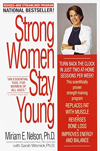 Strong Women Stay Young Turn Back the Clock in Just Two At-Home Sessions Per Week!