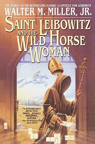 9780553380798: Saint Leibowitz and the Wild Horse Woman