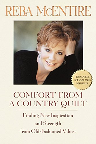 9780553380941: Comfort from a Country Quilt: Finding New Inspiration and Strength in Old-Fashioned Values