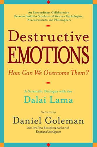 9780553381054: Destructive Emotions: A Scientific Dialogue with the Dalai Lama