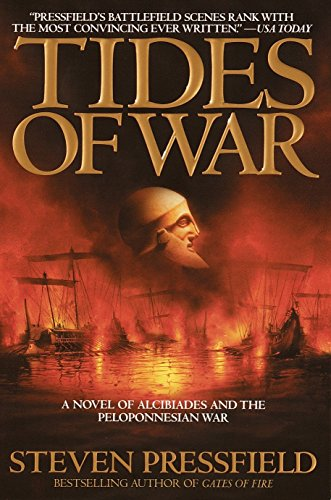 9780553381399: Tides of War: A Novel of Alcibiades and the Peloponnesian War
