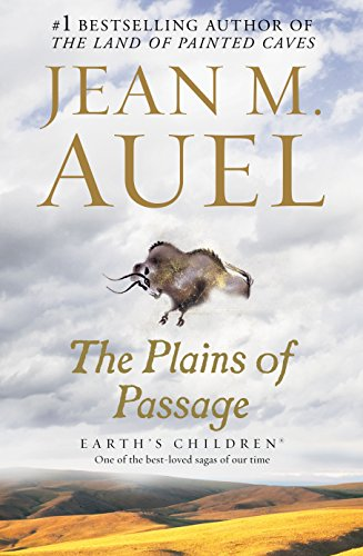 9780553381658: The Plains of Passage: Earth's Children, Book Four