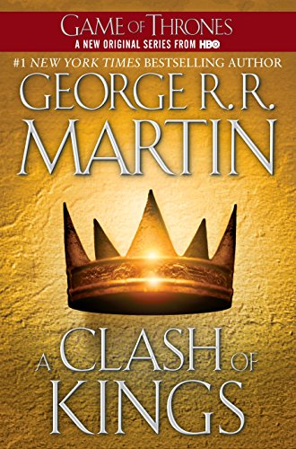 9780553381696: A Clash of Kings: A Song of Ice and Fire: Book Two
