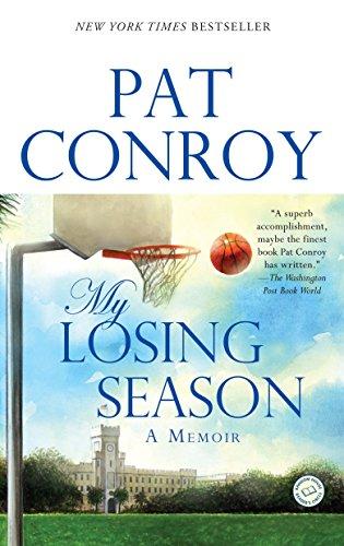 9780553381900: My Losing Season: A Memoir