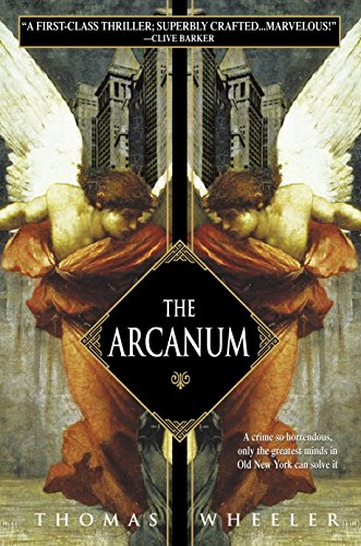 9780553381993: The Arcanum