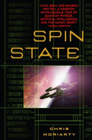 Spin State (0553382136) by Moriarty, Chris