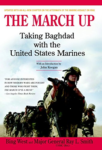 9780553382693: The March Up: Taking Baghdad with the United States Marines