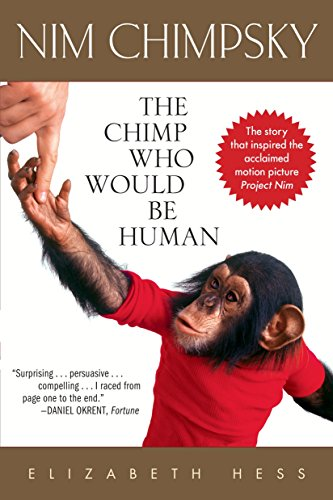 9780553382778: Nim Chimpsky: The Chimp Who Would Be Human