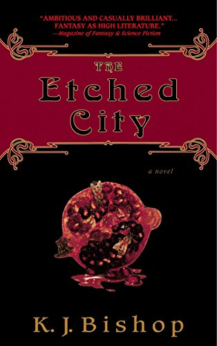 9780553382914: The Etched City