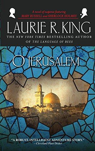 9780553383249: O Jerusalem (Mary Russell and Sherlock Holmes)