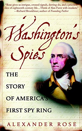 9780553383294: Washington's Spies: The Story of America's First Spy Ring