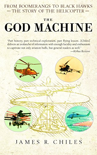 9780553383522: The God Machine: From Boomerangs to Black Hawks: The Story of the Helicopter