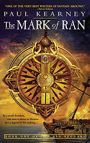 9780553383614: The Mark of Ran: Book One of The Sea Beggars
