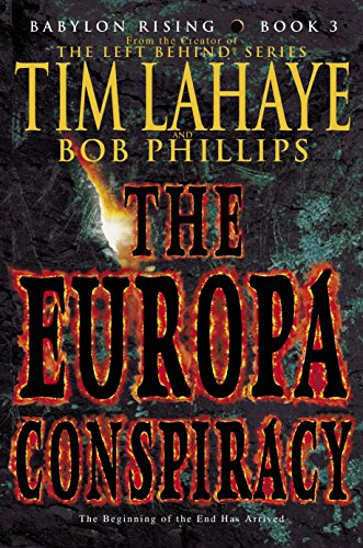 9780553384000: Babylon Rising Book 3: The Europa Conspiracy (Babylon Rising (Paperback))