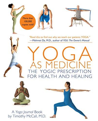 9780553384062: Yoga as Medicine: The Yogic Prescription for Health and Healing