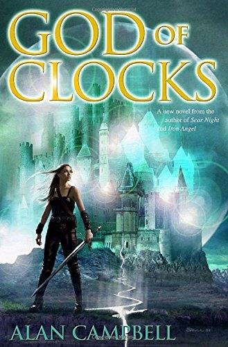 9780553384185: God of Clocks (Deepgate Codex )