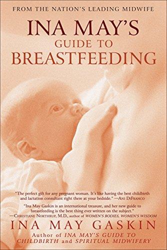 9780553384291: Ina May's Guide to Breastfeeding