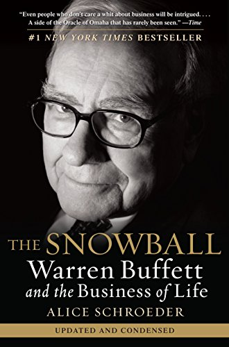 9780553384611: The Snowball: Warren Buffett and the Business of Life
