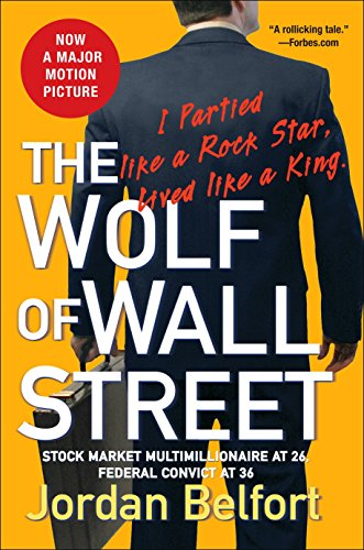 9780553384772: The Wolf of Wall Street