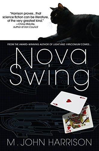9780553385014: Nova Swing (Kefahuchi Tract)