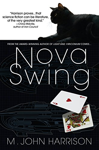 9780553385014: Nova Swing: A Novel (Kefahuchi Tract)