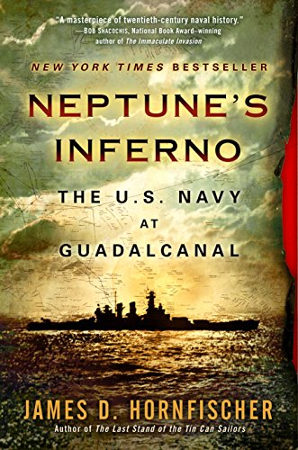 9780553385120: Neptune's Inferno: The U.S. Navy at Guadalcanal