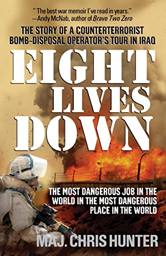 9780553385281: Eight Lives Down: The Most Dangerous Job in the World in the Most Dangerous Place in the World