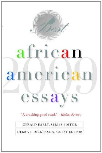 9780553385366: Best African American Essays: 2009