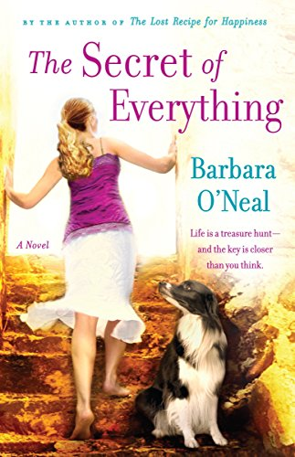 "Secret Of Everything, The 9780553385526 In this spectacular new novel, Barbara O'Neal delivers a generous helping of the best in life–family, food, and love–in the story of a woman's search for the one thing worth more than anything. At thirty-seven, Tessa Harlow is still working her way down her list of goals to ""fall in love and have a family."" A self-described rolling stone, Tessa leads hiking tours for adventurous vacationers–it's a job that's taken her around the world but never a step closer to home. Then a freak injury during a trip already marred by tragedy forces her to begin her greatest adventure of all. Located high in the New Mexico mountains, Las Ladronas has become a magnet for the very wealthy and very hip, but once upon a time it was the setting of a childhood trauma Tessa can only half remember. Now, as she rediscovers both her old hometown and her past, Tessa is drawn to search-and-rescue worker Vince Grasso. The handsome widower isn't her type. No more inclined to settle down than Tessa, Vince is the father of three, including an eight-year-old girl as lost as Tessa herself. But Tessa and Vince are both drawn to the town's most beloved eatery–100 Breakfasts–and to each other. For Tessa, the restaurant is not only the key to the mystery that has haunted her life but a chance to find the home and the family she's never known."