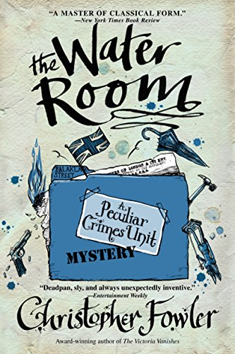 9780553385557: The Water Room (Peculiar Crimes Unit Mysteries (Bantam Paperback))