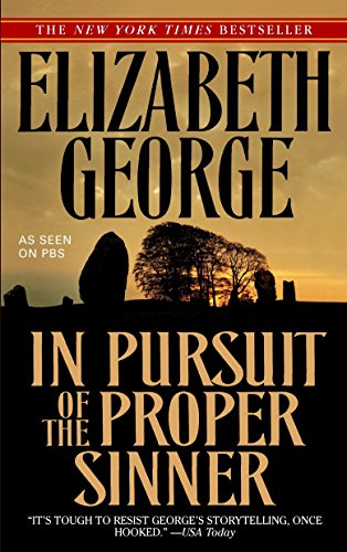 9780553386004: In Pursuit of the Proper Sinner (Inspector Lynley)