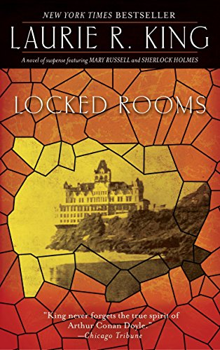 9780553386387: Locked Rooms: A novel of suspense featuring Mary Russell and Sherlock Holmes