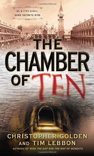 9780553386561: The Chamber of Ten