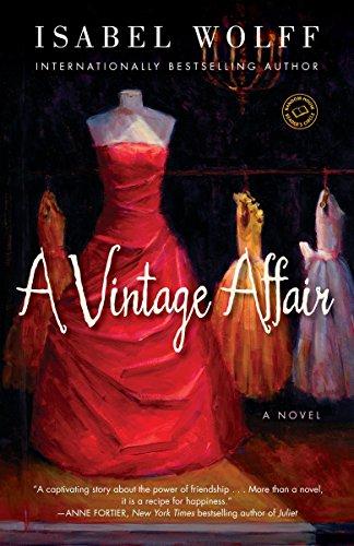 9780553386622: A Vintage Affair: A Novel (Random House Reader's Circle)
