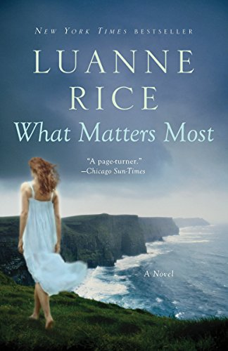 9780553386868: What Matters Most: A Novel