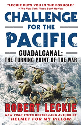 9780553386912: Challenge for the Pacific: Guadalcanal: The Turning Point of the War