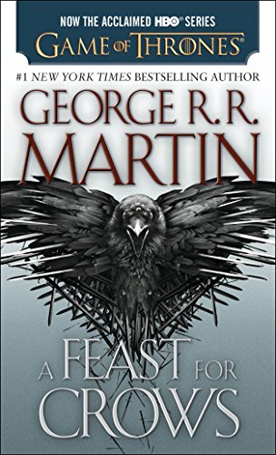 9780553390568: A Feast for Crows (HBO Tie-in Edition): A Song of Ice and Fire: Book Four