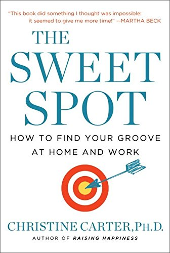 9780553392043: The Sweet Spot: How to Find Your Groove at Home and Work