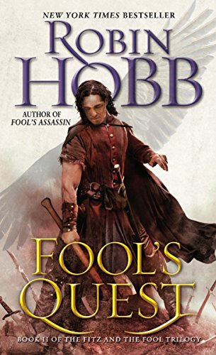 9780553392944: Fool's Quest: Book II of the Fitz and the Fool trilogy