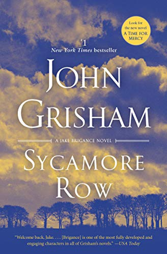 9780553393613: Sycamore Row: A Novel (Jake Brigance)