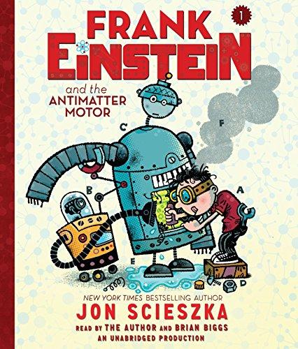 9780553396973: Frank Einstein and the Antimatter Motor