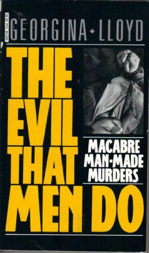 9780553400748: The Evil That Men Do