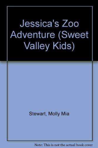 9780553403077: Jessica's Zoo Adventure (Sweet Valley Kids)