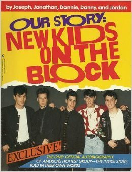 Our Story: New Kids On the Block - Signed/Autographed by All 5