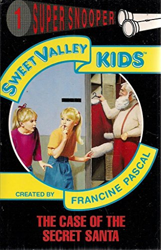 9780553403695: The Case of the Secret Santa (Sweet Valley Kids Super Snooper)