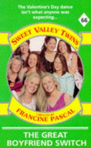 9780553405668: THE GREAT BOYFRIEND SWITCH (SWEET VALLEY TWINS S.)